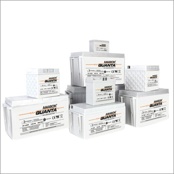 12V Amaron Quanta Batteries