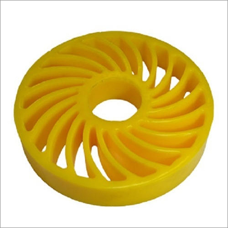 Polyurethane No Crush Wheels