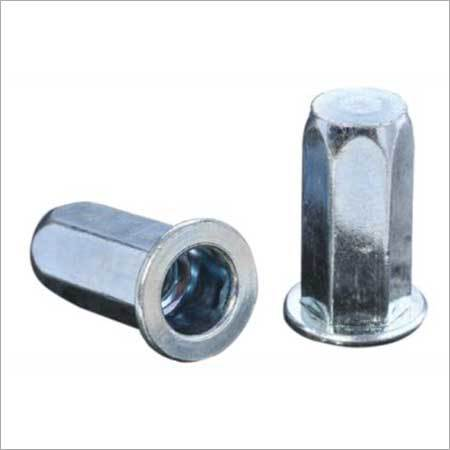 FH FHBC Flat Head Full Hex Body Closed Rivet Nut