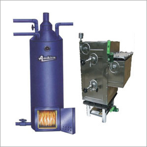 Hot Water and Steam Boiler
