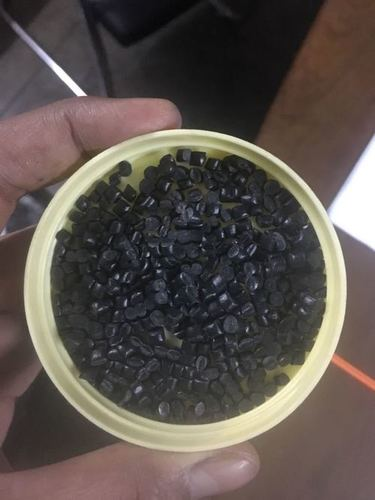Black PP 2nd Grade Granules