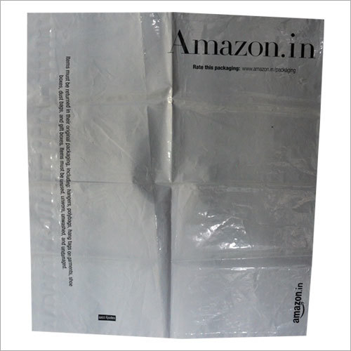 Customized Plastic Packaging Bag