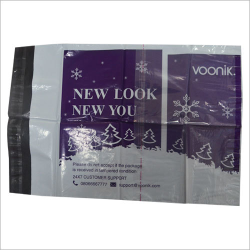 Printed Plastic Packaging Bag