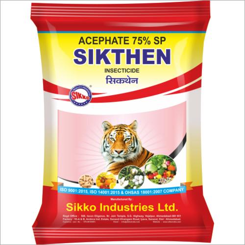 Acephate 75% SP_Sikthen 3D Pouch