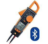 True RMS Clamp meter with Bluetooth Testo 770-3
