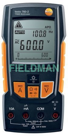 TRMS Digital Multimeter 760-2