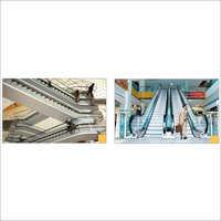 Commercial Automatic Escalator