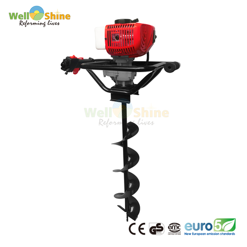 Petrol Operated Earth Auger