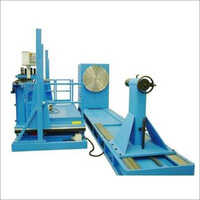 LT Coil Winding Machine Power Transformer
