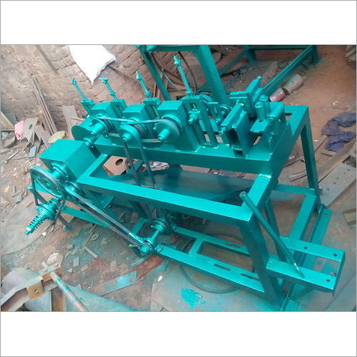 Wire Paper Scratching Machine