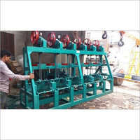 Six Head Double Paper Covering Machine