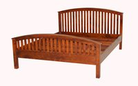 Hardwood Bed