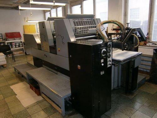 Adast 725 polly Offset Printing Machine