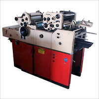 Hamada 2 Color Offset Printing Machine