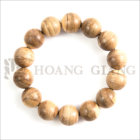 Agarwood Bead