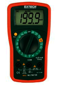 Extech Multimeter  MN35