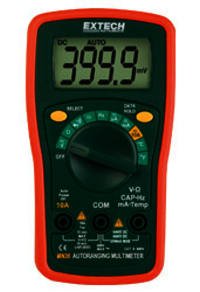 Extech MN36: Digital Mini MultiMeter