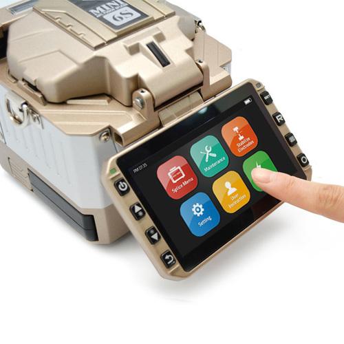 Fiberfox Mini 6S Splicing machine