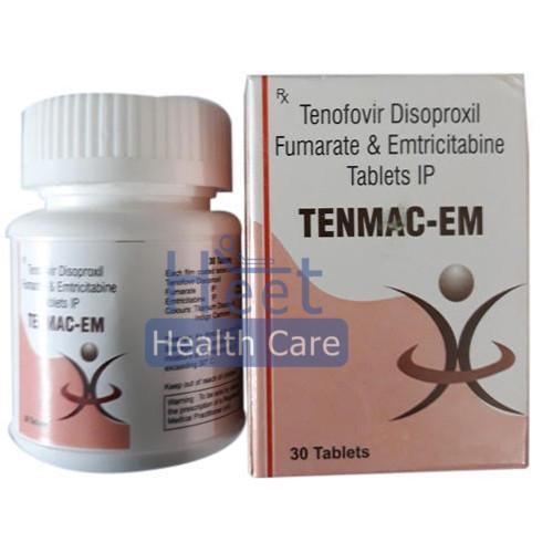 TENMAC EM Tenofovir & Emtricitabine