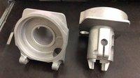 Rotor body aluminium