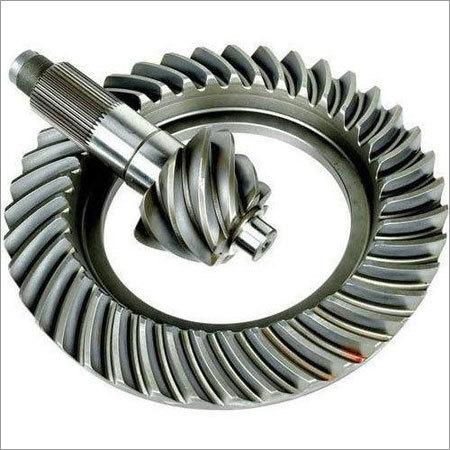 Spiral Bevel Gear