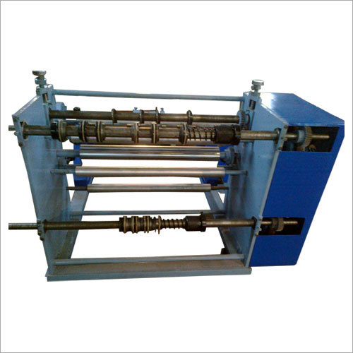 Paper Roll Cutting And Slitting Machines