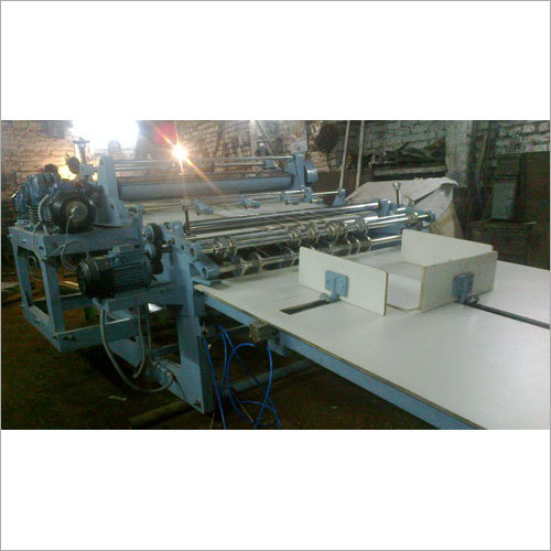 Fully Automatic Roll To Sheet Cutting Machine
