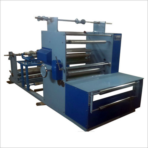 Film Lamination Machine with Surface Rewinding