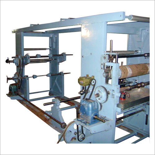 Rotogravure Machine