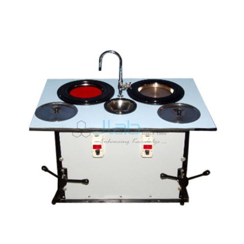 Double Disc Polishing Machine (Floor Model)