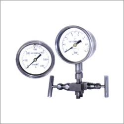 Bourdon Differential Gauges