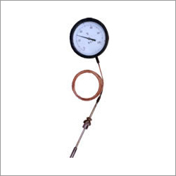 Mercury-In-Steel Thermometer