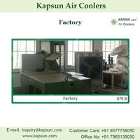 Industrial Commercial Air Cooler used For Factory