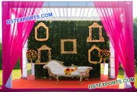 Small Hanging Frames For Wedding Decors
