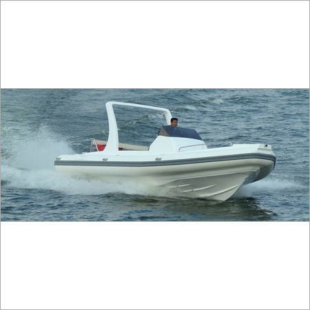 Fiberglass Passenger Boat