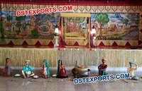 Rajasthani Theem Wedding Decorations