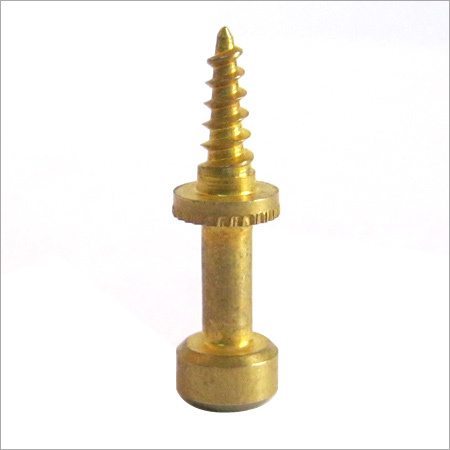 Brass Screw Plug