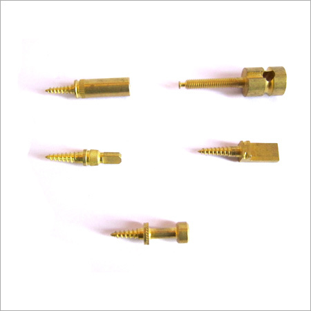Brass Contact for Spark Plug