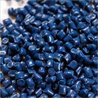 HDPE Blue Plastic Granules