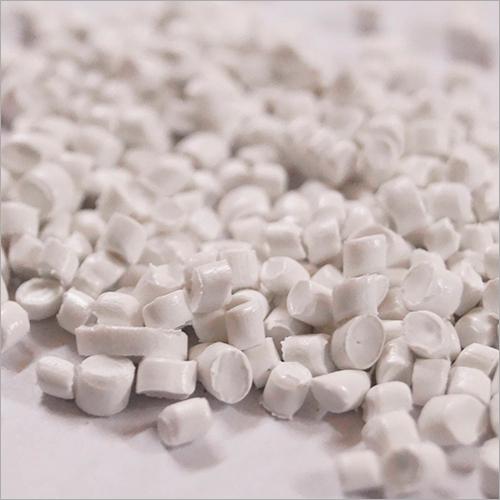 LD White Plastic Granules