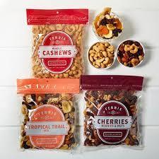 Nuts & Fruit Bags