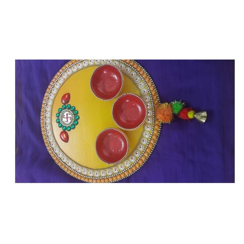 Decorative Thali