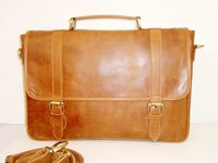 Designer Leather Messenger Bags