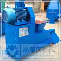 Screw Type Wood Briquette Machine