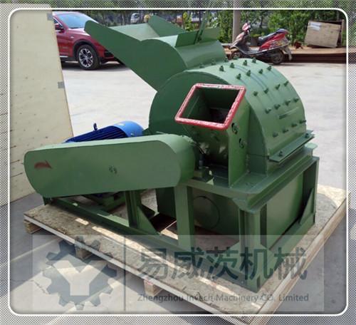 Multi Function Wood Sawdust Making Machine