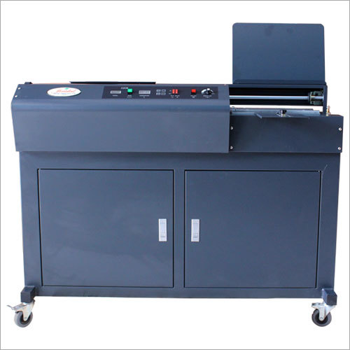 Semi Automatic Perfect Binding Machine