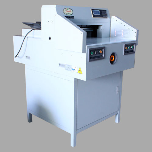 Digital Hydraulic Paper Cutting Machine