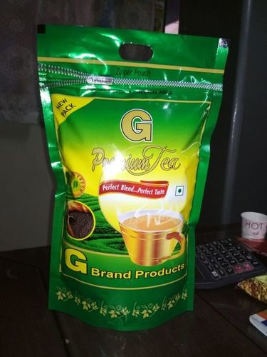 Tea Packaging Pouches Manufacturer