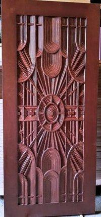 Wood Door In Surat, Gujarat - Manufacturers, Dealers & Suppliers