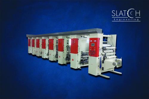 Rotogravure Printing Machine SL-150